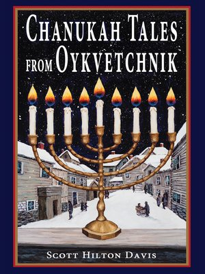 cover image of Chanukah Tales from Oykvetchnik