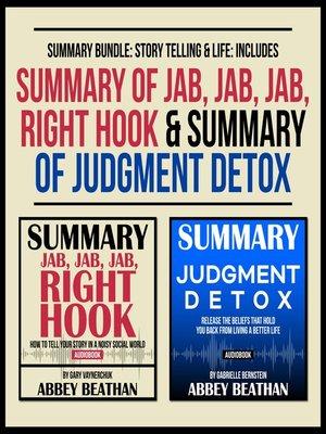 cover image of Summary Bundle: Story Telling & Life