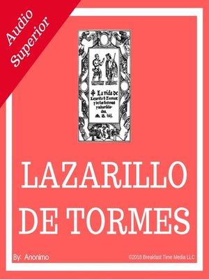 cover image of La Vida de Lazarillo de Tormes