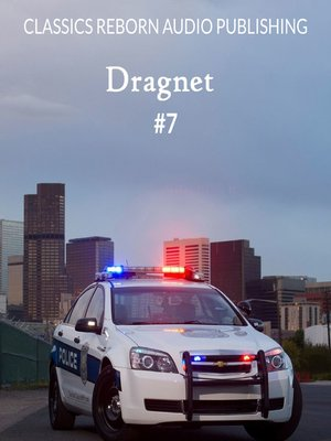 cover image of Dragnet #7
