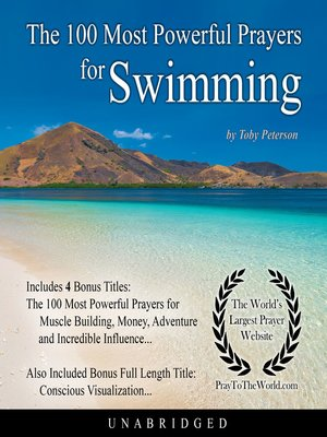 cover image of The 100 Most Powerful Prayers for Swimming