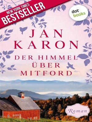 cover image of Der Himmel über Mitford--Die Mitford-Saga