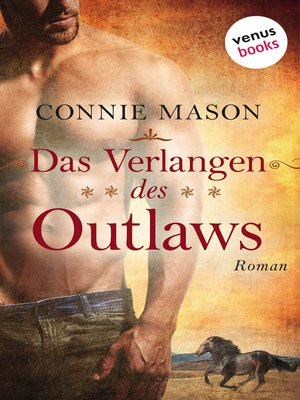 cover image of Das Verlangen des Outlaws