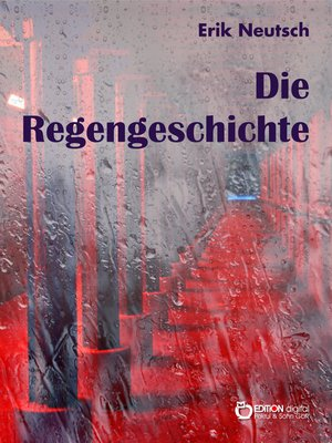 cover image of Die Regengeschichte