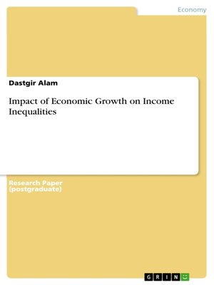 cover image of Impact of Economic Growth on Income Inequalities
