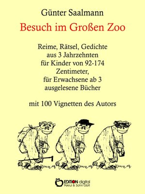 cover image of Besuch im großen Zoo