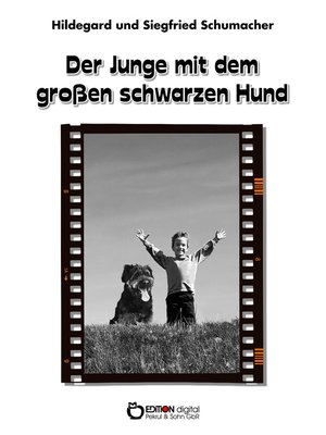 cover image of Der Junge mit dem großen schwarzen Hund