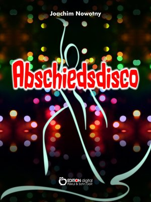 cover image of Abschiedsdisco