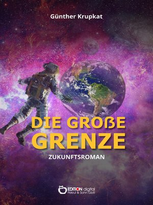cover image of Die große Grenze