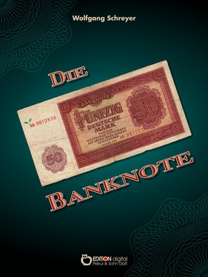 cover image of Die Banknote