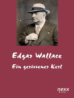 cover image of Ein gerissener Kerl