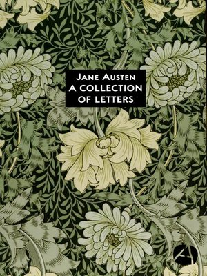 cover image of A Collection of Letters