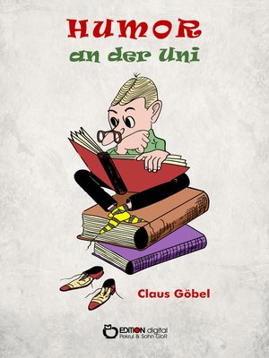 cover image of Humor an der Uni