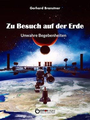 cover image of Zu Besuch auf der Erde