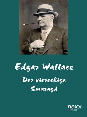 cover image of Der viereckige Smaragd
