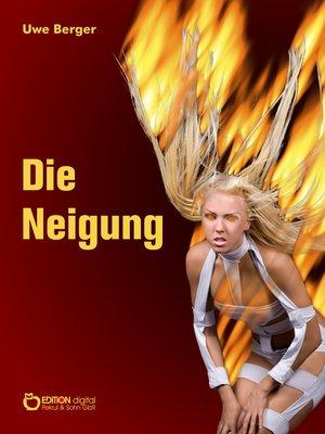 cover image of Die Neigung