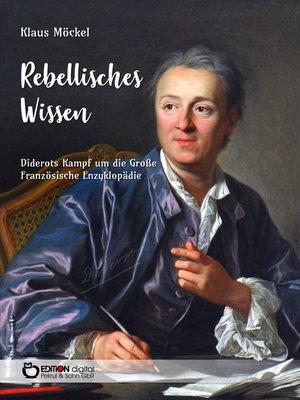 cover image of Rebellisches Wissen