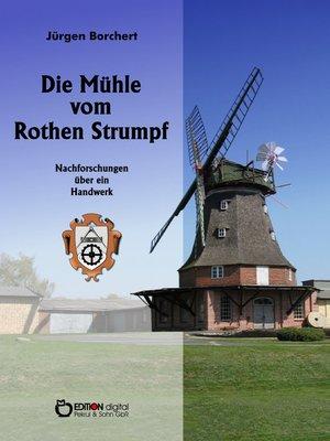 cover image of Die Mühle vom Roten Strumpf