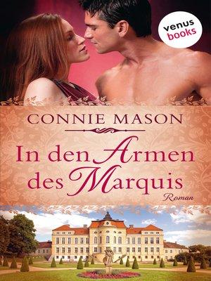 cover image of In den Armen des Marquis