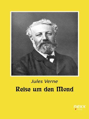 cover image of Reise um den Mond