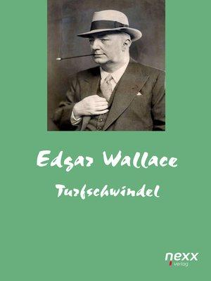 cover image of Turfschwindel