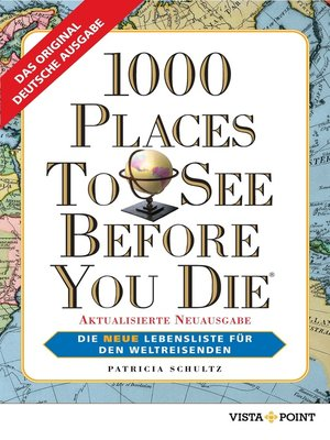 cover image of 1000 Places to See Before You Die