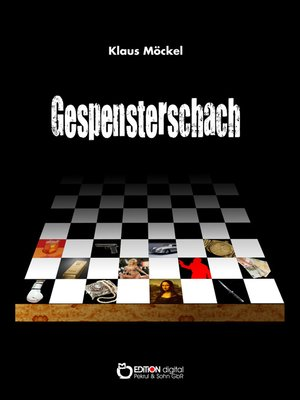 cover image of Gespensterschach