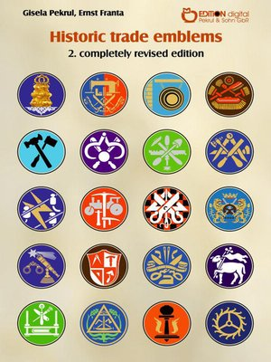 cover image of Historic trade emblems