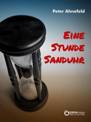 cover image of Eine Stunde Sanduhr