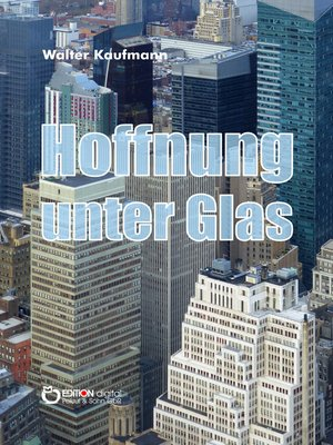 cover image of Hoffnung unter Glas