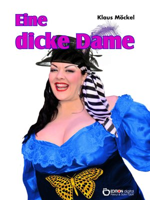 cover image of Eine dicke Dame