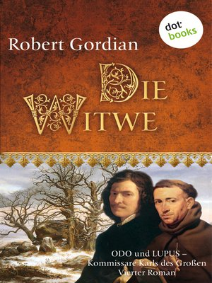 cover image of Die Witwe