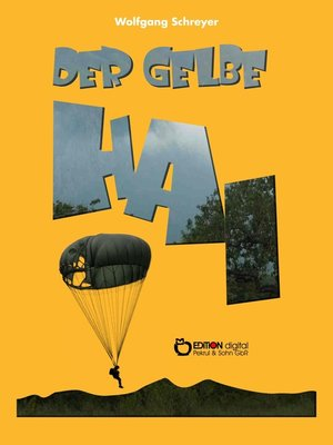 cover image of Der gelbe Hai