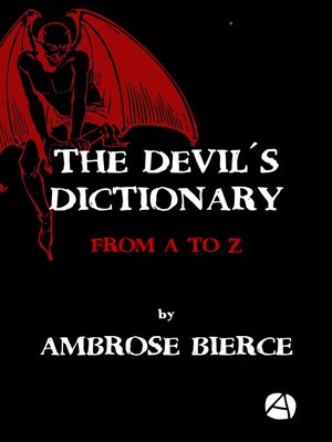 cover image of The Devil´s Dictionary