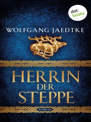 cover image of Herrin der Steppe