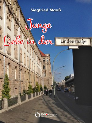 cover image of Junge Liebe in der Lindenstraße