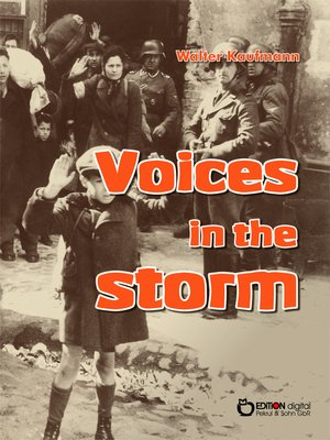 cover image of Voices in the Storm