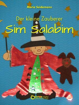 cover image of Der kleine Zauberer Sim Salabim