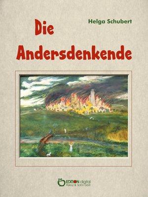 cover image of Die Andersdenkende