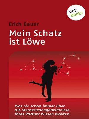 cover image of Mein Schatz ist Löwe