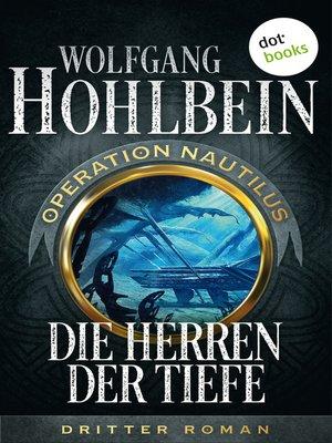 cover image of Die Herren der Tiefe