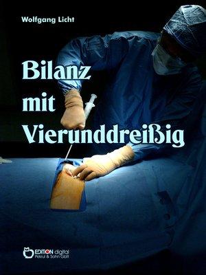 cover image of Bilanz mit Vierunddreißig