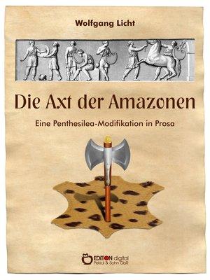 cover image of Die Axt der Amazonen