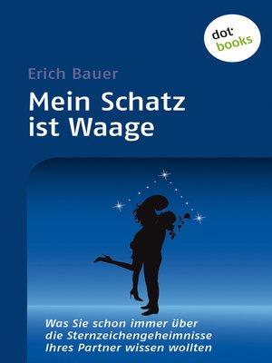 cover image of Mein Schatz ist Waage