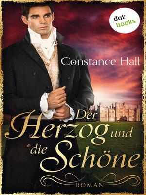 cover image of Der Herzog und die Schöne