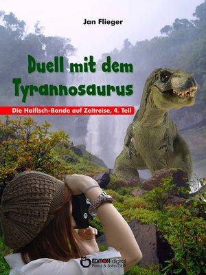 cover image of Duell mit dem Thyrannosaurus