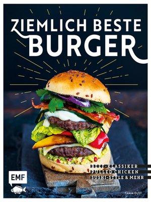 cover image of Ziemlich beste Burger