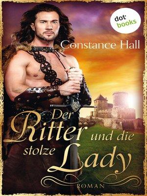 cover image of Der Ritter und die stolze Lady