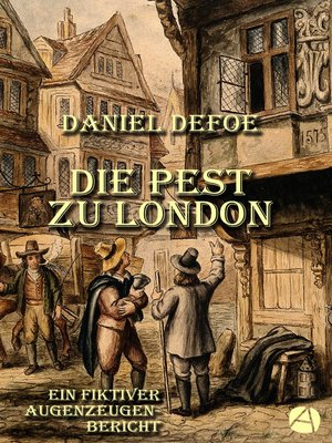 cover image of Die Pest zu London