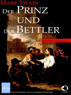 cover image of Der Prinz und der Bettler
